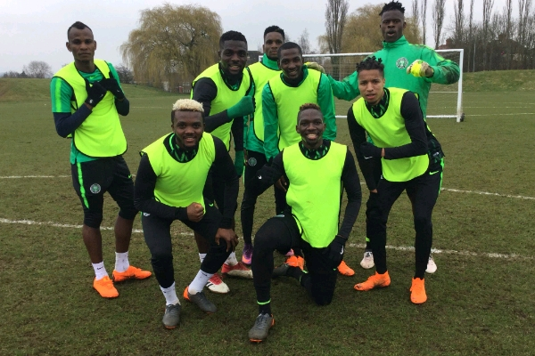 Ajayi Happy To Finally Join Super Eagles For Serbia Friendly
