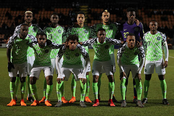 Super Eagles Stay 47th In FIFA Ranking; Argentina, Croatia, Iceland Maintain Positions