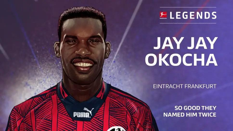 Okocha Becomes German Bundesliga Ambassador