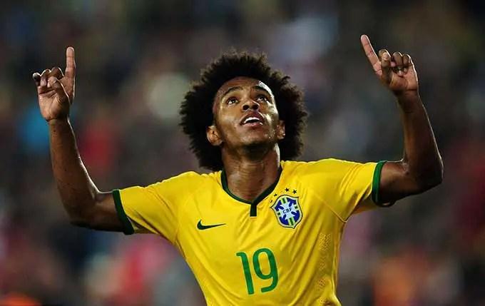 Premier League Stars Headline Brazil Squad For Russia, Germany Friendlies