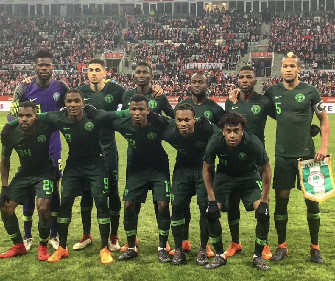What Nigerians Expect From The Super Eagles At The World Cup