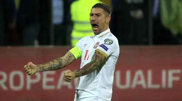 Ex-Manchester City Defender Kolarov To Captain Serbia Vs Nigeria