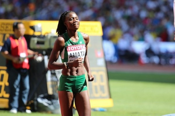 Gold Coast 2018: Amata Finishes 10th In Long Jump Final