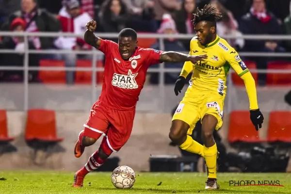 Akpala Scores In Oostende's Belgian Europa Play-Offs Draw Vs Antwerp