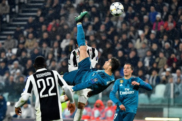 UCL: Ronaldo Makes Goals History As Real Thump Juve, Bayern Edge Sevilla