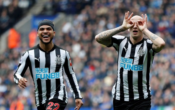 Iheanacho Benched As Newcastle Stun Leicester; Spurs, Burnley Win; Abraham Scores
