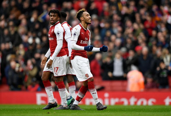 Iwobi Stars, Welbeck Bags Brace As Arsenal See Off Southampton
