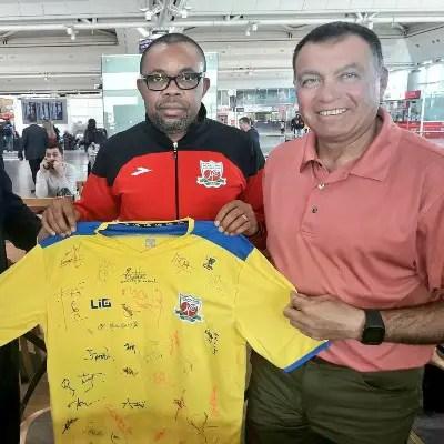 Heartland Players Hail Appointment Of Turkish Coach Tayfun