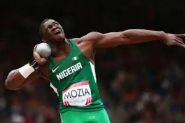 Gold Coast 2018: Nigeria's Mozia Reaches Discus Final; 200m Duo Crash Out