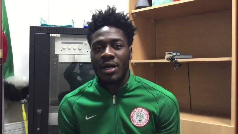 """Aina Happy To Choose Nigeria Over England, Eyes World Cup """"Achievement"""""""