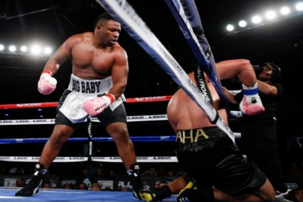Miller Wants Joshua Fight, Boasts: 'I'll Toast The English Muffin'