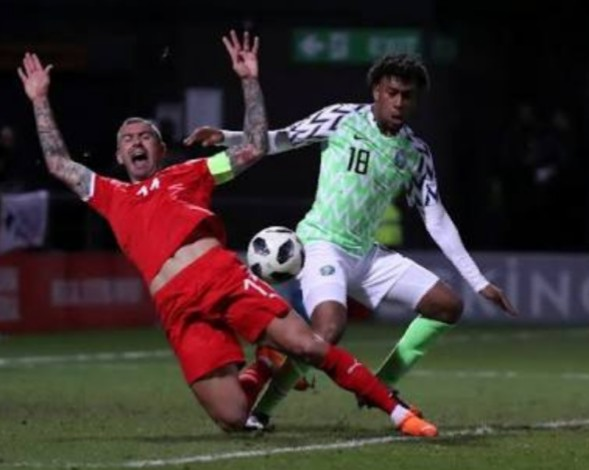 Amuneke: Iwobi Must Be Aggresive For Bigger Role In Super Eagles