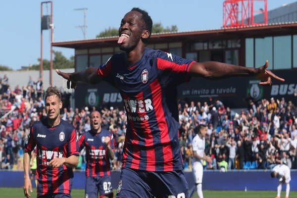 ROUND-UP: Simy Hits Serie A Brace As Uzoho Keeps 13th Clean Sheet; Balogun Out