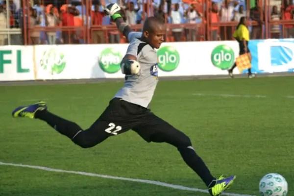 NPFL: Ezenwa Injured As Kwara United Hold Enyimba In Ilorin