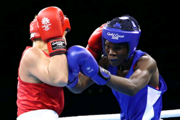 Gold Coast 2018: Oriola Loses To Australian Foe In Women's Welterweight Boxing