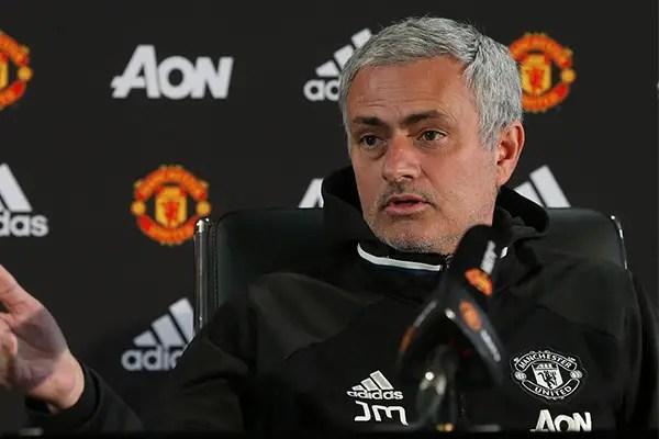 Mourinho: Manchester Derby Is No El Clasico; City's Gap Too Wide