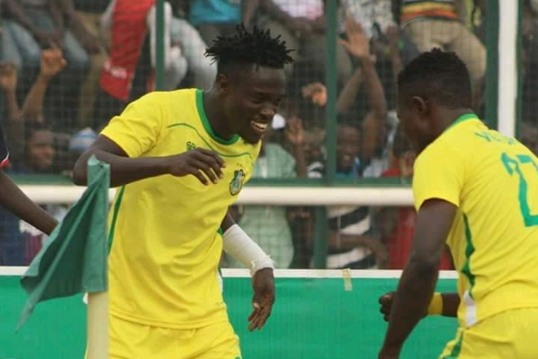 """Lokosa """"Overjoyed"""" By Super Eagles Call-Up, In Bulgaria For 'Medicals'"""