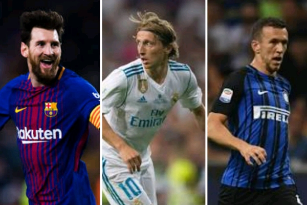 RUSSIA 2018 WATCH: These 5 Super Eagles Foes Are In Good Form
