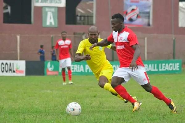 NPFL: Rangers Can't Beat Kwara United; Rivers United, Sunshine, El-Kanemi Win