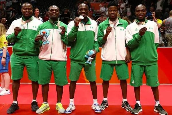 Gold Coast 2018: Nigeria's Table Tennis Doubles Teams Win; Ogunsanya Loses Again