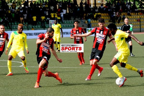 USM Alger coach, Hamdi: Plateau United Will Be Tough To Beat In Algiers