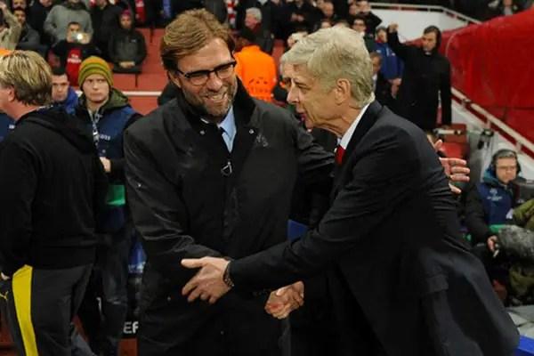 Neville, Klopp, Lineker Pay Tribute To Wenger