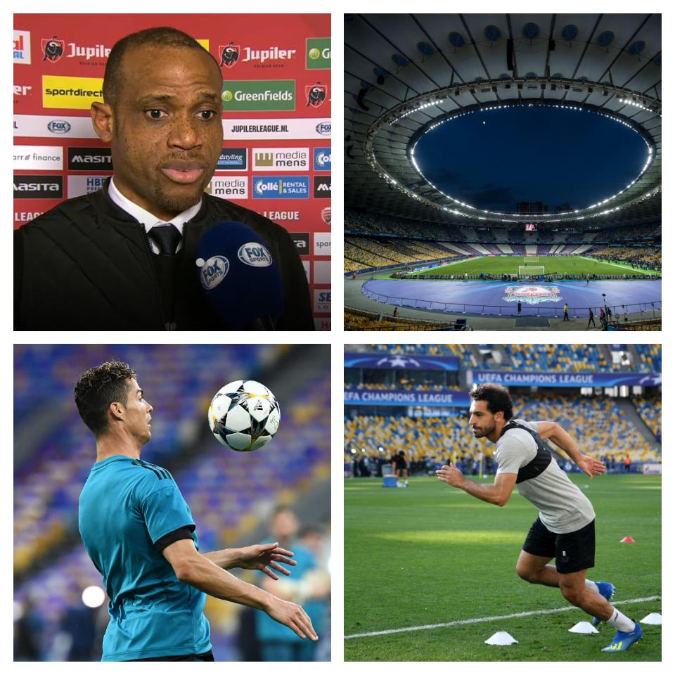 Oliseh: How Champions League Final Will Be Won And Lost