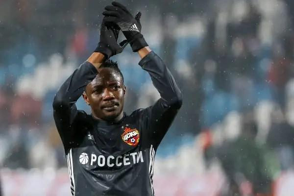 CSKA Coach Gancharenko Praises Musa After Brace In Arsenal Rout