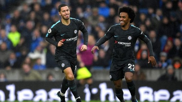 Giggs To Man United: Keep Hazard, Willian Quiet And Win FA Cup