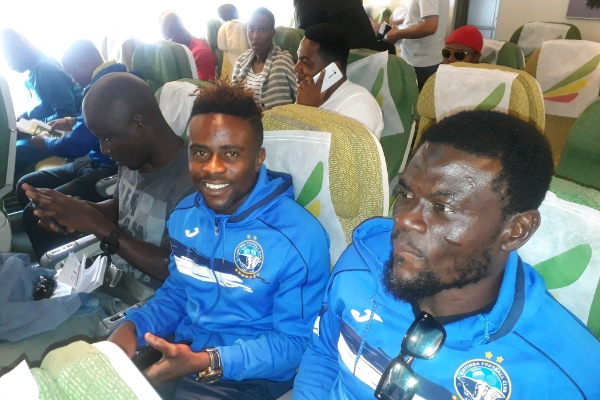 Enyimba Off To Congo For CAFCC Clash Vs Carra