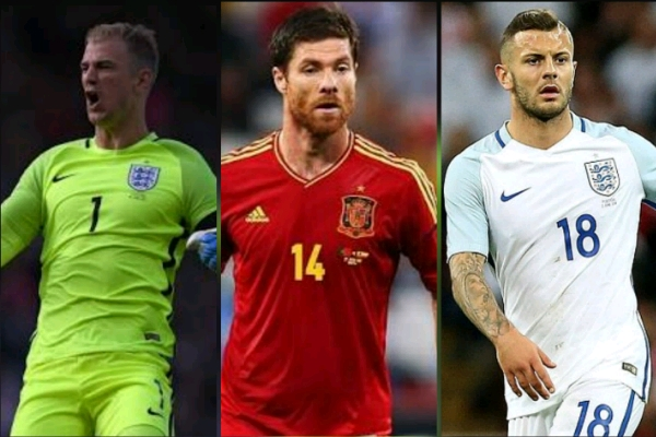 WORLD CUP MISSING XI: Hart, Icardi, Wilshere, Morata Lead Team Of Absentees