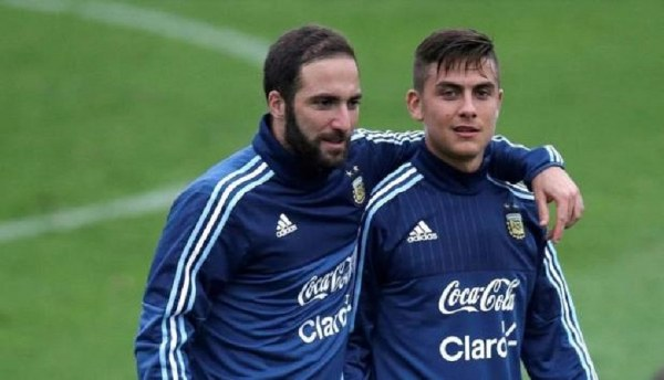 Sampaoli To Include Higuain, Dybala In Argentina World Cup Squad