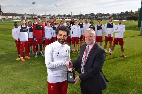 Salah Beats De Bruyne To Football Writers Best Player Award