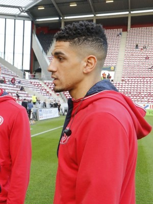 Mainz coach, Shwarz Rules Injured Balogun Out Of Dortmund Clash