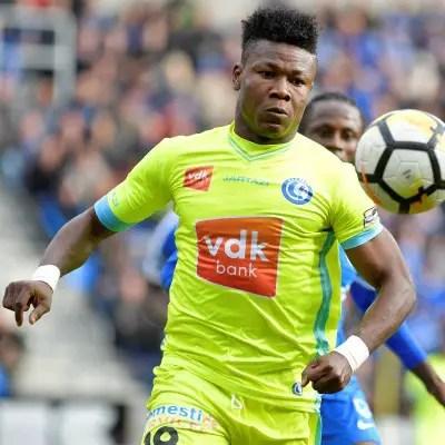Agent Denies Purported Monaco Bid For Gent Winger Kalu
