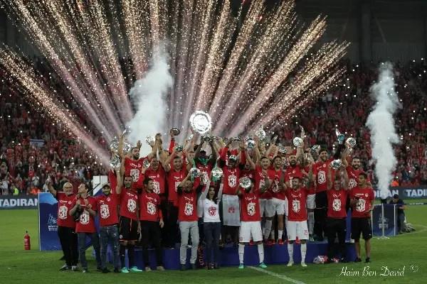 Cruyff's Son Jordi Hails Ogu, Nwakaeme's Beer Sheva Worthy Israeli Champions