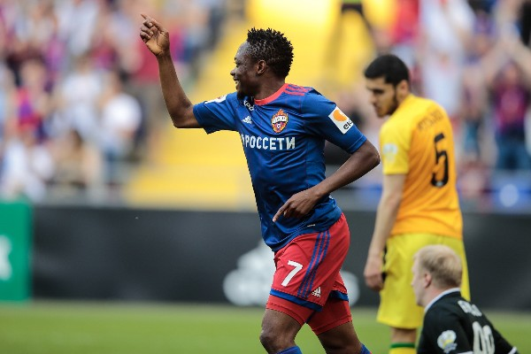 Musa Fires CSKA Moscow To UCL Spot; Igboun On Target, Idowu Faces Relegation Play-Offs