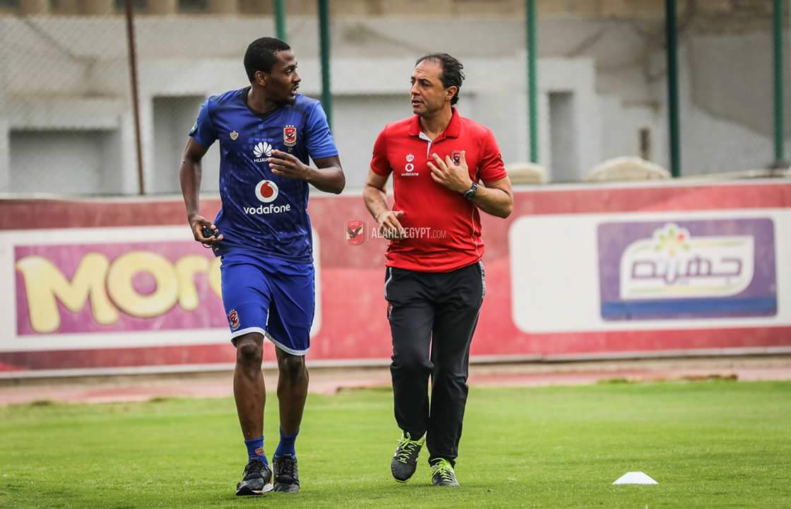 Portuguese Club Sporting Lisbon Eager To Sign Ajayi From Unwilling Al Ahly