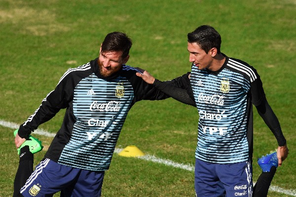 Messi Retains No.10 As Argentina World Cup Squad Get Jersey Numbers
