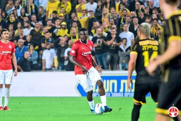 Ogu: Hapoel Can Overturn 5-0 UCL First Leg Deficit