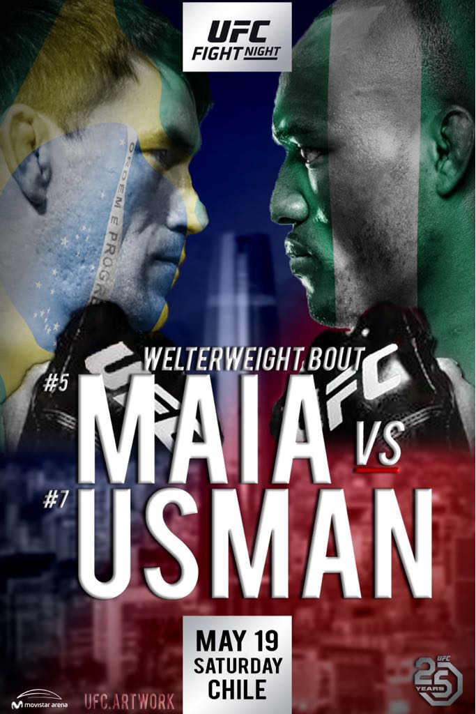 'Nigerian Nightmare' Kamaru:  I'm The Most Dangerous Guy In My UFC Division
