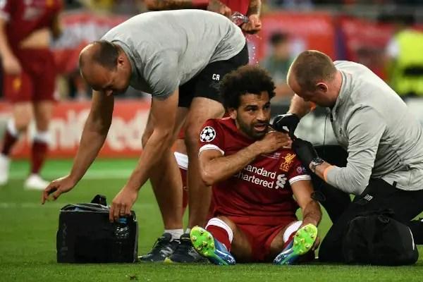 Klopp Blames Liverpool's UCL Final Defeat On Salah Injury, Sympathises With Karius