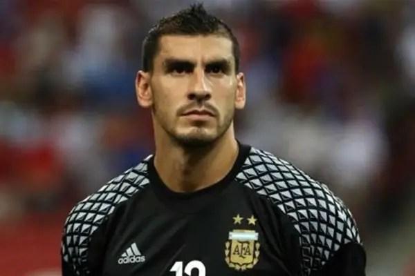 Argentina Coach Sampaoli Calls Up Guzman To Replace Injured Romero