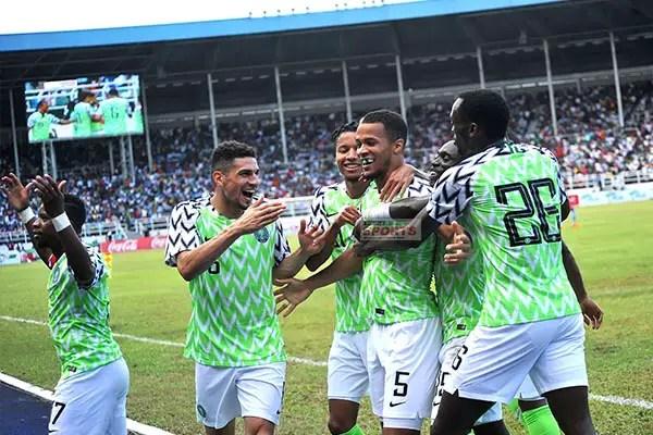 Ezeji: Simy Nwankwo, Lokosa Should Make Eagles World Cup Squad