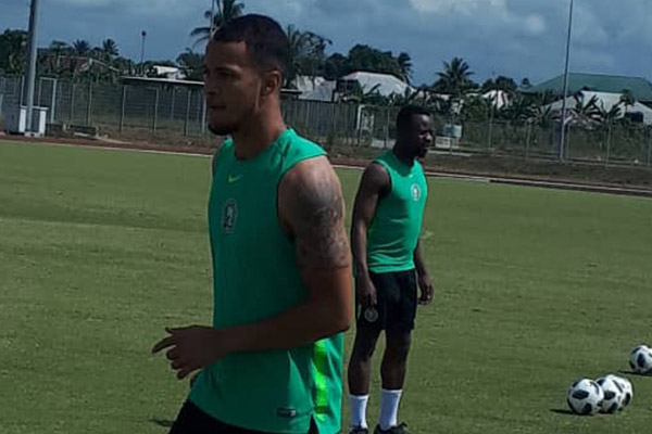 Troost-Ekong: I'm Fit And Ready For World Cup