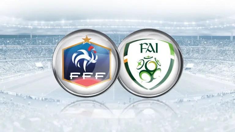 International Friendly: France Vs Republic of Ireland Betting Tips
