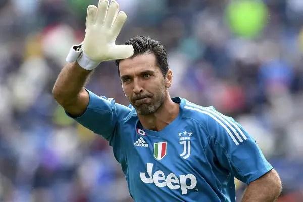 Buffon Bids Farewell To Juventus Ahead Final Game Vs Verona