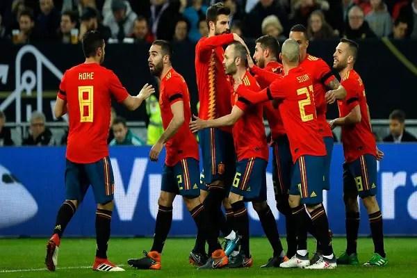 Morata, Mata, Fabregas Out Of Spain's World Cup Squad; De Gea, Costa, Iniesta In