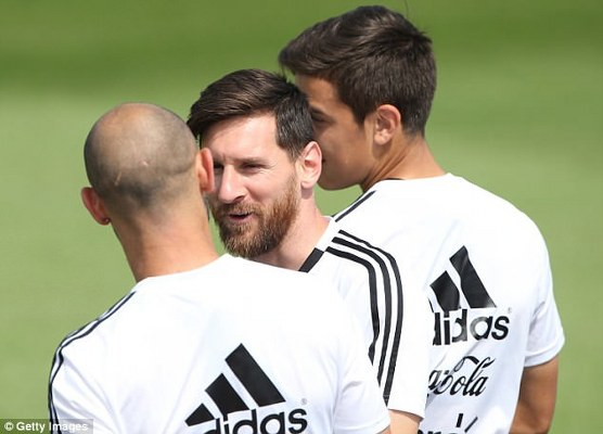 MESSI AND CO: 5 Argentina Stars Super Eagles Must Stop Tonight