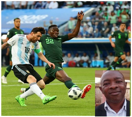 Ebonyi Doctor Dies After Watching Super Eagles Lose To Argentina